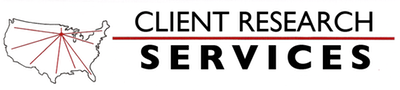 Client Research Services